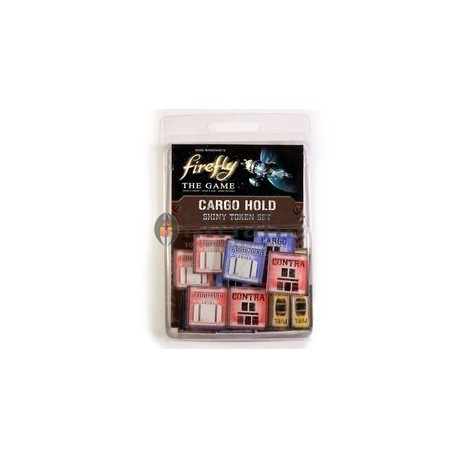 "Firefly: The Game ""Shiny Cargo Hold"" token pack"