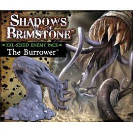 Shadows of Brimstone: Burrower- XXL Enemy Pack