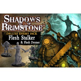 Shadows of Brimstone: Flesh Stalker and Flesh Drones- Deluxe Enemy Pack