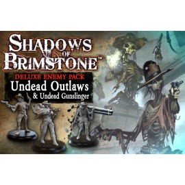 Shadows of Brimstone: Undead Outlaws- Deluxe Enemy Pack