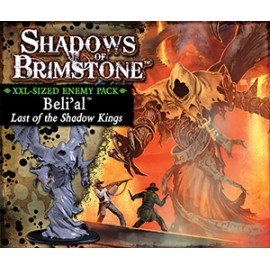 Shadows of Brimstone: Beli'al XXL- Deluxe Enemy Pack