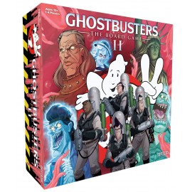 Ghostbusters 2 Board Game