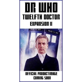 Dr Who CG: Twelfth Doctor Expansion 2