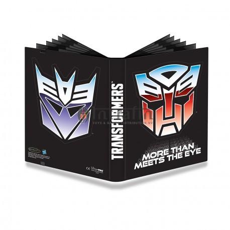 Transformers Shields Pro Binder
