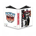 Transformers Optimus Pro Binder