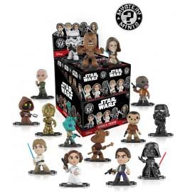 Mystery Mini Figures Display - Star Wars Classic (12)