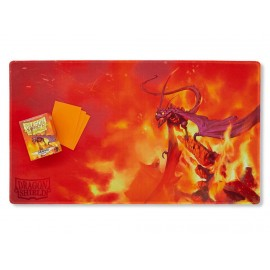 Dragon Shield Play Mat - Matt Orange (Limited Edition)