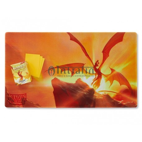 Dragon Shield Play Mat - Matt Yellow (Limited Edition)