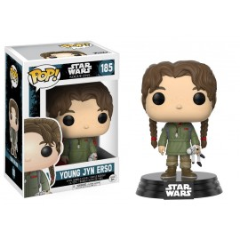 Star Wars 185 POP - Rogue I - Young Jyn Erso