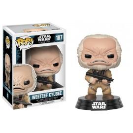 Star Wars 187 POP - Rogue I - Weeteef Cyubee