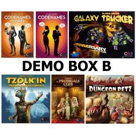 Demo Box B