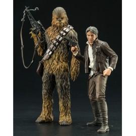 Star Wars - Han Solo & Chewbacca