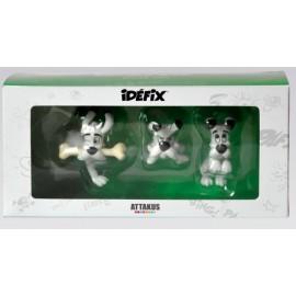 Asterix & Obelix - Idefix 3-pack - ID01+ID04+ID05