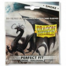 Dragon Shield - Perfect Fit SIDELOADERS Smoke (100ct in bag/15 bags)