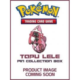 Pokémon Pin box 3 - Tapu Lele Pin Collection