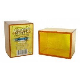 Dragon Shield Gaming box Yellow