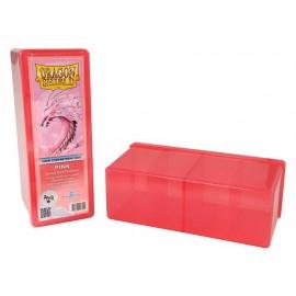 Dragon Shield Storage Box w. Four Comp Pink