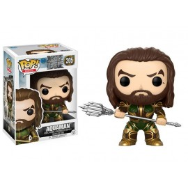 Heroes 205 POP - Justice League Movie - Aquaman Armored