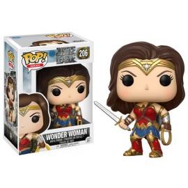 Heroes 206 POP - Justice League Movie - Wonder Woman