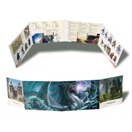 Dungeons & Dragons Tyranny of Dragons DM Screen