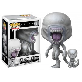 Movies 431 POP - Alien Covenant - Neomorph with Toddler