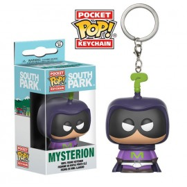 POP Keychain - Animation - South Park - Mysterion