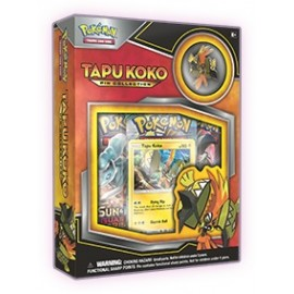 Pokémon Pin box 3 - Tapu Koko Pin Collection