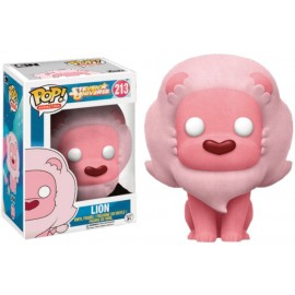 Animation 213 POP - Steven Universe - Flocked Lion LTD