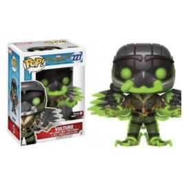 Marvel 227 POP - Spider-Man Homecoming - GitD Vulture LTD