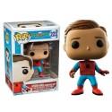 Marvel 223 POP - Spider-Man Homecoming - Spider-Man Unmasked Homemade Suit LTD