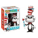 Books 10 POP - Dr Seuss - Cat in the Hat with Cake & Umbrella LIMITED