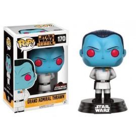 Star Wars 170 POP - Celebration 2017 - Rebels - Grand Admiral Thrawn EXC