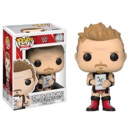 WWE 40 POP - Jericho