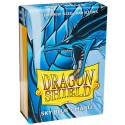 Dragon Shield - Matte Japanese Sleeves- Sky Blue (60)