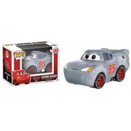 Disney 282 POP - Cars - Lightning McQueen Grey Primed LIMITED