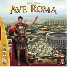 Ave Roma boardgame