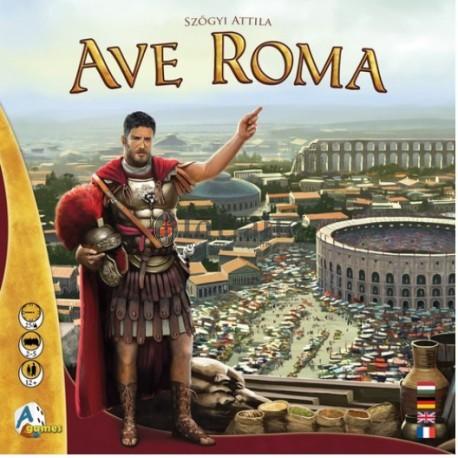Ave Roma boardgame