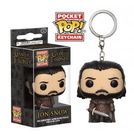 POP Keychain - Game of Thrones - Jon Snow