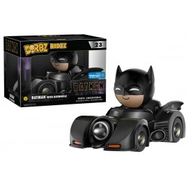 DORBZ Ridez 023 - DC - Batmobile with Black Batman LIMITED