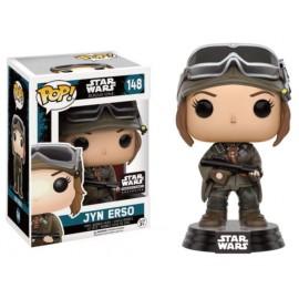 Star Wars 148 POP - Rogue One Jyn Erso in Mountain Gear LIMITED