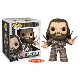 Game of Thrones 55 POP - Wun Wun The Giant 6""