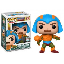 Television 538 POP - Masters of the Universe - Man-at-Arms LIMITED