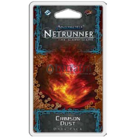 Android: Netrunner LCG: Crimson Dust