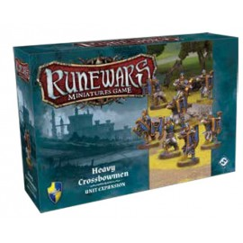 Runewars Miniatures Games: Heavy Crossbowmen