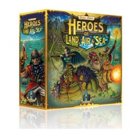 Heroes of Land, air & sea core game