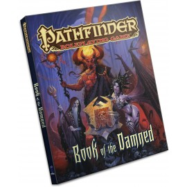 Pathfinder Roleplaying Game: Book of the Damned (HC)