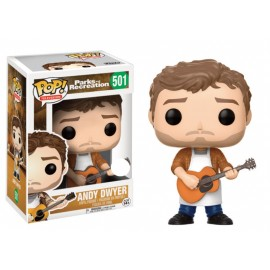 Television 501 POP - Parks & Recreation - Andy Dwyer