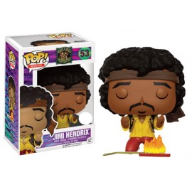 Rocks 53 POP - Jimi Hendrix Monterey Outfit LIMITED