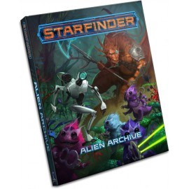 Starfinder Cards: Alien Archive