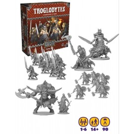 Troglodytes Enemy Box: Massive Darkness